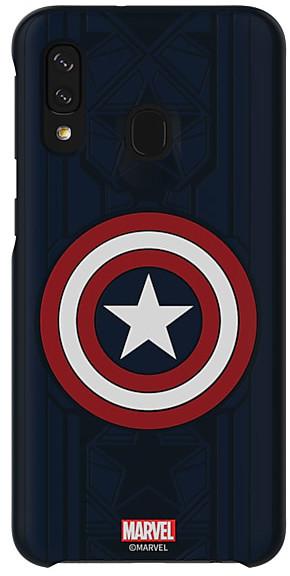 Samsung stylové pouzdro Captain America pro Galaxy A40