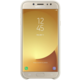 Samsung Dual Layer Cover J7 2017, gold