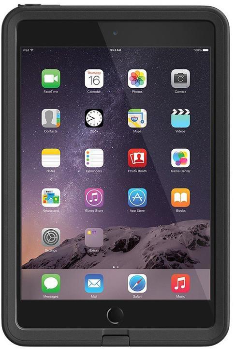 LifeProof Fre pouzdro pro iPad mini / mini 2 / mini 3, odolné, černá