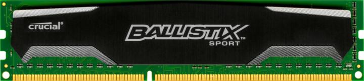 Crucial Ballistix Sport 4GB DDR3 1600