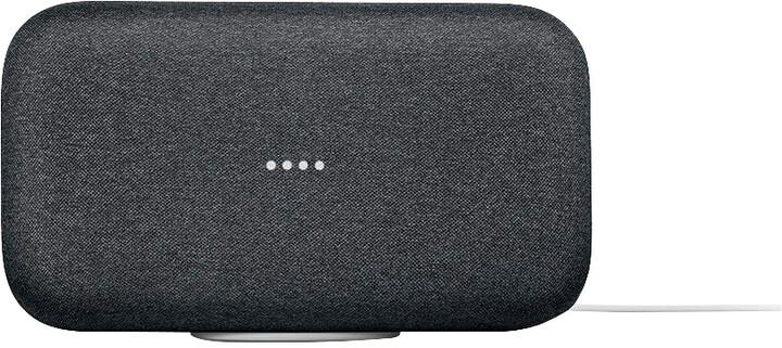 Google Home MAX - reproduktor s umělou inteligencí, černá