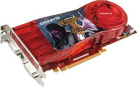 GigaByte Radeon HD3870 GV-RX387512H-B 512MB, PCI-E