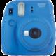Fujifilm Instax MINI 9, modrá + Instax mini film 10ks