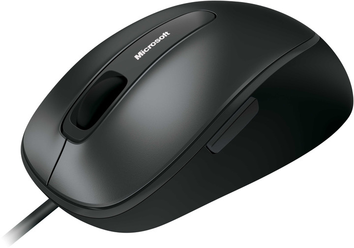 Microsoft Comfort Mouse 4500, šedá