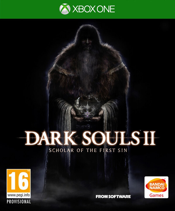 Dark Souls II: Scholar of the First Sin GOTY (Xbox ONE)