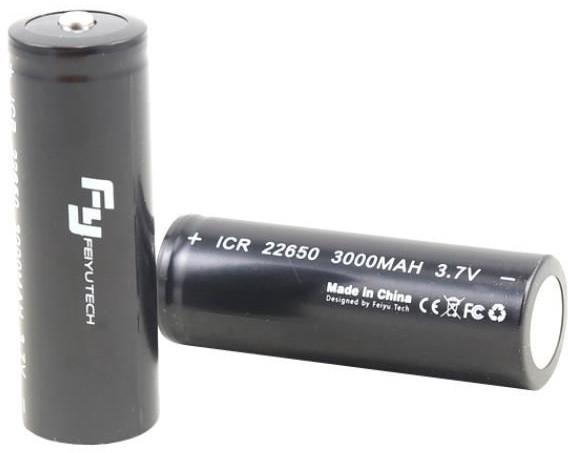Feiyu Tech baterie pro řadu SUMMON+/SPG/G5