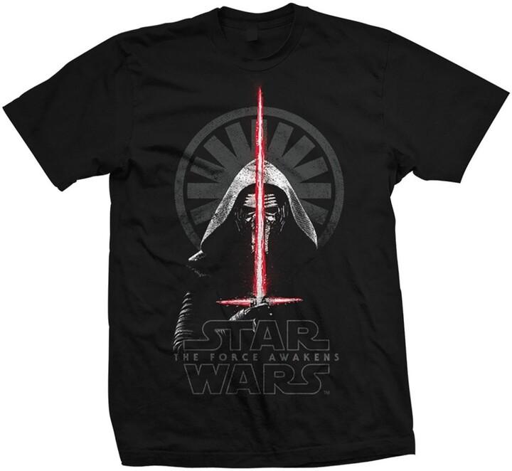 Tričko Star Wars: Kylo Ren Shadows (M)