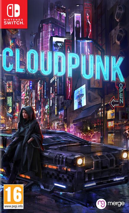 Cloudpunk (SWITCH)