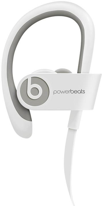 Beats Powerbeats 2, bílá