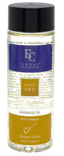Masážní olej Love Gel, Soft France, 100 ml