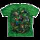Tričko The Mountain Jungle Friends, dětské (S)