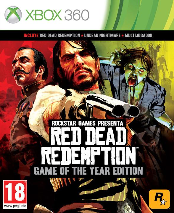 Red Dead Redemption GOTY - X360