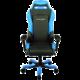 DXRacer Iron OH/IS11/NB, černá/modrá
