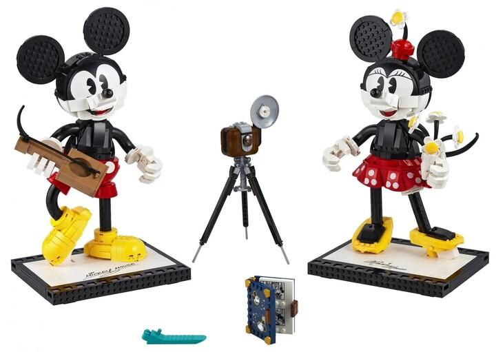 LEGO® Disney Princess 43179 Myšák Mickey a Myška Minnie