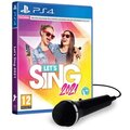 Let's Sing 2021 + Mikrofon (PS4)