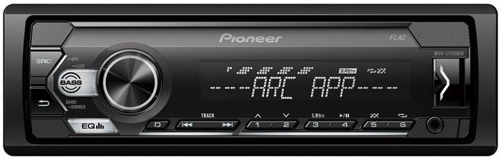 Pioneer MVH-S120UBW