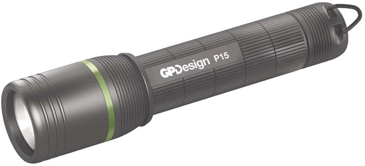 GP LED svítilna P15 + 1x AA baterie Ultra