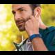 Fitbit Charge 2 Accessory TPU Band L, modrá