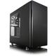 Fractal Design Define R5 Blackout Edition, černá, okno