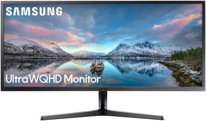 "Samsung S34J550 - LED monitor 34"""