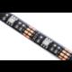 OPTY USB LED pás 110cm, RGB, dálkový ovladač