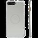 MagCover magnetický obal pro iPhone 6/6s/7/8 Plus stříbrný