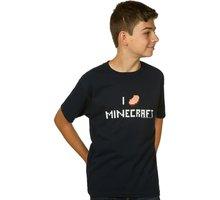 Tričko Minecraft I Porkchop Minecraft, dětské (S)