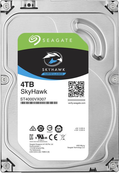 "Seagate SkyHawk, 3,5"" - 4TB"