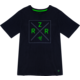 Tričko Razer Lifestyle Chroma Shield, černé (L)