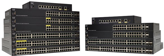 Cisco SG250-08HP