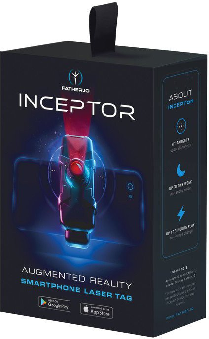 INCEPTOR FATHER.IO - single pack