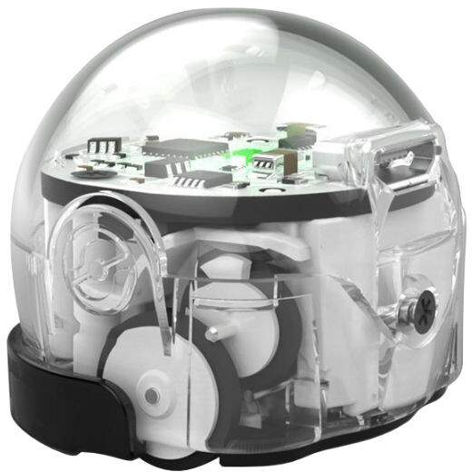 OZOBOT BIT Starter Kit - programovatelný robot, bílý