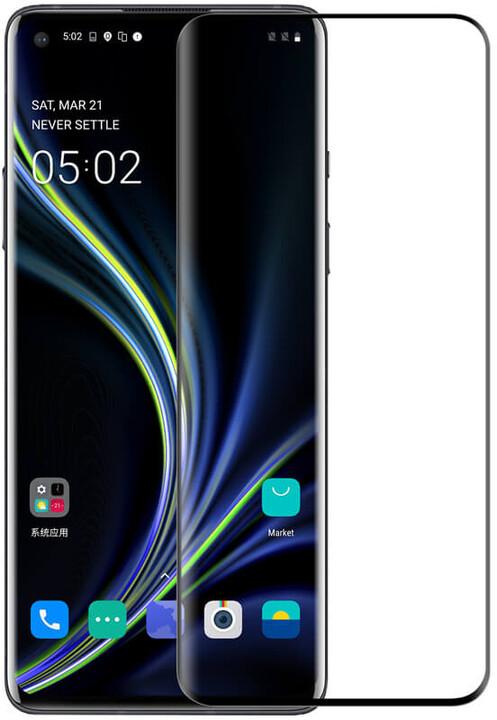 Nillkin tvrzené sklo DS+ MAX pro One Plus 8 Pro, 3D, 0.33mm, černá