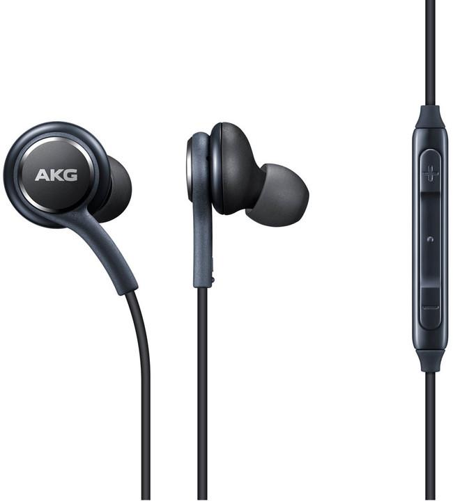 Samsung Sluchátka AKG Titanium Gray