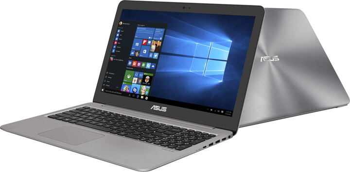 ASUS UX510UX-CN014T, šedá