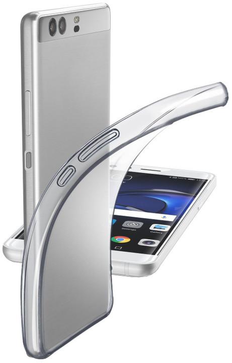 CellularLine Fine extratenký zadní kryt pro Huawei P10 Plus, bezbarvý