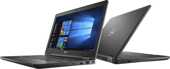Dell Precision M3520, černá