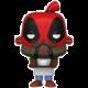 Figurka Funko POP! Deadpool - Coffee Barista Deadpool