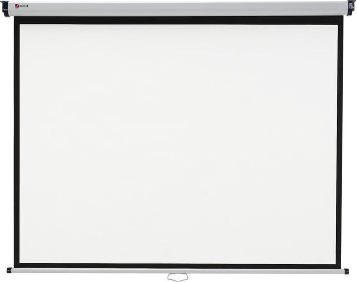 NOBO Nástěnné projekční plátno, 150x114cm (4:3)