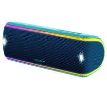 Sony SRS-XB31, modrá