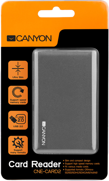 Canyon CardReader All in one CNE-CARD2