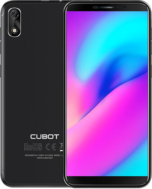 CUBOT J3, 1GB/16GB, černá