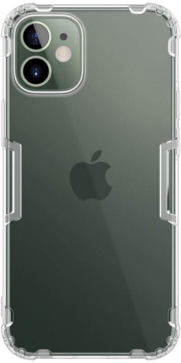 """Nillkin zadní kryt TPU pro iPhone 12 Mini (5.4""""), transparentní"""