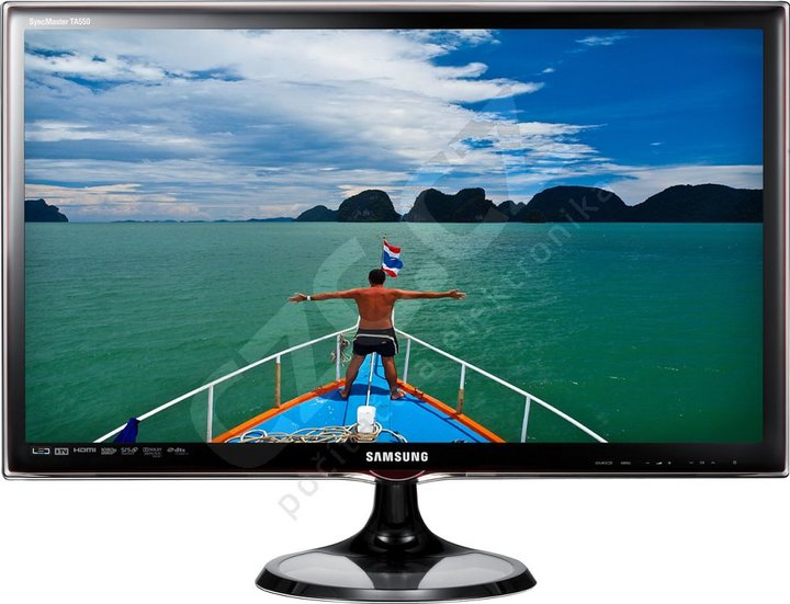 Samsung SyncMaster T27A550 - LED monitor 27""