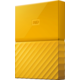 WD My Passport - 4TB, žlutá  + Energetický nápoj RedBull 355ml v hodnotě 49 Kč