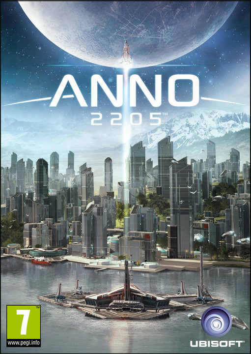 Anno 2205 (PC) - elektronicky