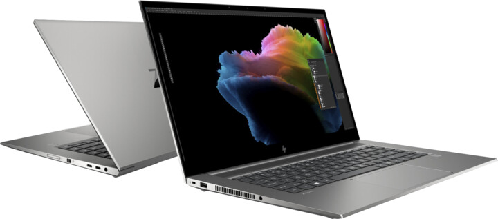 HP ZBook Create G7, stříbrná