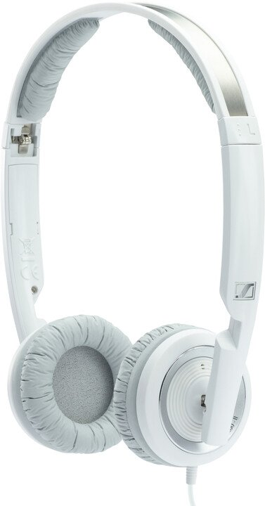 Sennheiser PX 200-II, bílá
