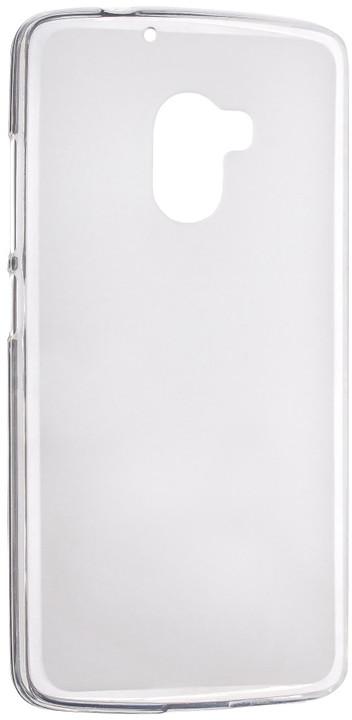 FIXED TPU gelové pouzdro pro Lenovo A7010, bezbarvá