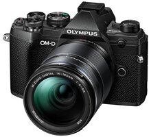 Olympus E-M5 Mark III + 14-150mm II, černá/černá - V207091BE000